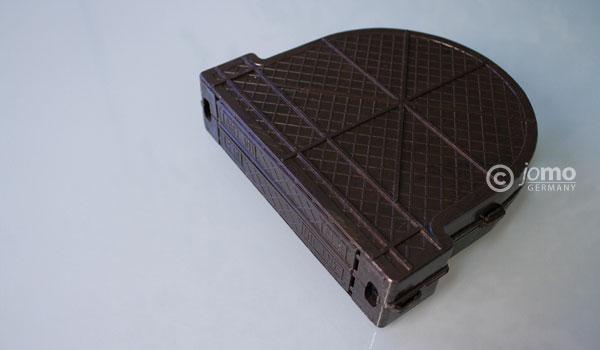 mauerkasten f r gurtwickler mit lochabstand 165mm jomo. Black Bedroom Furniture Sets. Home Design Ideas