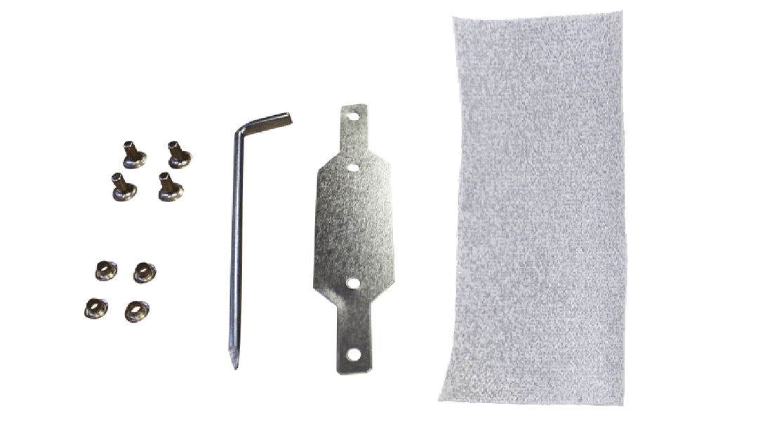reparaturset f maxi gurtband gurt reparieren nieten ebay. Black Bedroom Furniture Sets. Home Design Ideas